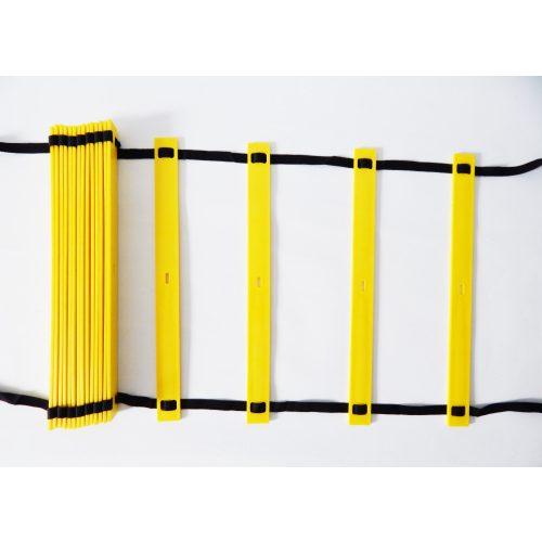 Capetan® 6 m lange zusammenklappbare Koordinationsleiter (Anfügepunkte an beiden Enden)