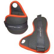 Capetan® Ein Paar Hand- und Fußgewichte 2 x 0,5 kg, mit Daumenschlaufe
