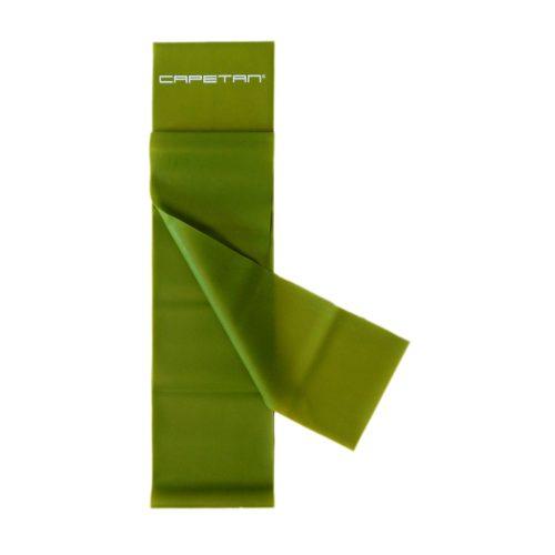 Capetan® Professional Line Starkes Übungsband aus Latex 150 cm x 15 cm x 0,5 mm