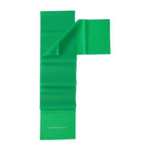 Capetan® TPE elastisches Trainingsband für Aerobic – Stark – 150 cm x 15 cm x 0,5 mm