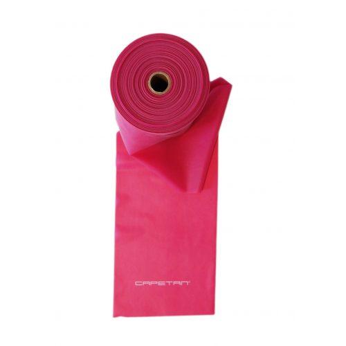 Capetan® TPE Big Pack Trainingsband für Aerobic – Leicht – 25 m x 15 cm x 0,3 mm