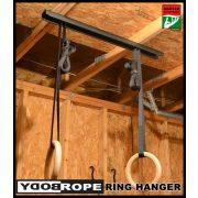 BODYROPE®Aufhänge-Schiene für Turnringe und Bandgurte