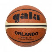 Gala Orlando Basketball mit Streifenmuster, Größe 5, für Jugendliche