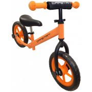 """Capetan® Energy Orangenfarbiges Laufrad mit 12"""" Rädern – Kinderfahrrad ohne Pedal"""