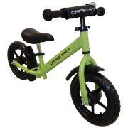 """Capetan® Energy Plus Grünes Laufrad mit 12"""" Rädern mit Schutzblech und Klingel – Kinderfahrrad ohne Pedal"""