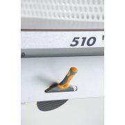 Cornilleau Pro 510 Mat Top Tischtennisplatte ist ein wetterfester TT-Tisch für eine intensive Nutzung in Schulen, Freizeiteinrichtungen und Freibädern. Grau
