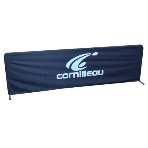 Cornilleau Umrandung für Tischtennistische,  Größe:  233 cm x 70 cm, aus Polyester