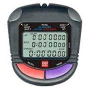 Digi DT 60S 60 Memory Stoppuhr, 60 Speicherplätze für Runden- und Zwischenzeiten, mit Taktgeber