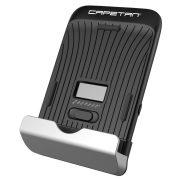 Capetan® Fit Line X3.2 Liegefahrradtrainer mit einem 7 kg schweren Schwungrad, Pulsmesser, Tablethalter, mit 110 kg Belastbarkeit