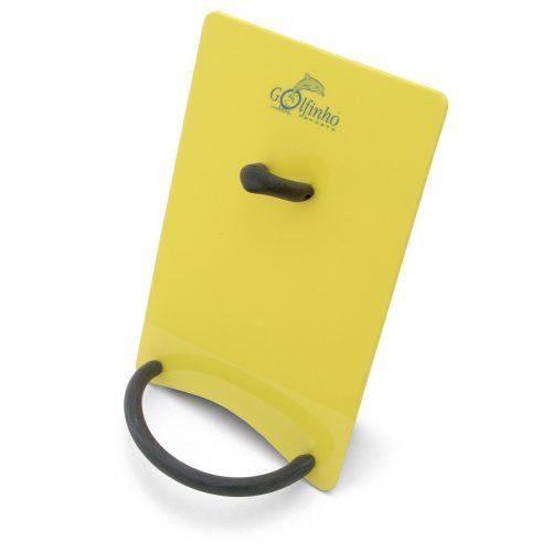 Handschwimmer (Paddle) – viereckige Schwimmtrainingshilfe 195 x 130 mm, Größe L (groß)