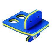 Aquatrainer Set von einem Schwimmbrett mit einer Pull Buoy – mehrschichtiger, 4 cm dicker Schaumstoff