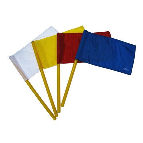 Flaggenset für Wasserball-Schiedsrichter – 4-er Set
