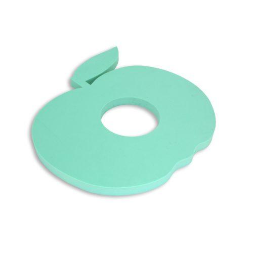 Schwimmendes Wasserspielzeug Apfel – 80 x 80 x 4,5 cm