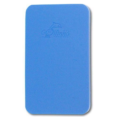 Schwimmbrett – mittlere Größe, 38 x 23 x 3 cm, mehrschichtiger retikulierter Schaumstoff, blaue Farbe, die günstigste Preiskategorie