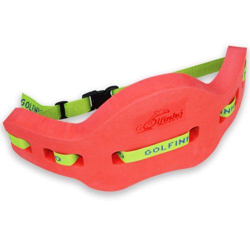 Aquafitness Schwimmgurt – 68 x 32 x 4,5 cm, auch über 60 kg Körpergewicht geeignet; heitere Farben