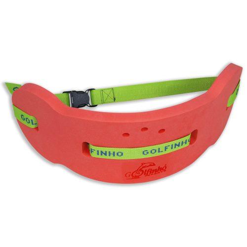 Golfinho Eco Aquafitness Gürtel – 73 x 23 x 3 cm, auch über 60 kg Körpergewicht geeignet, der Aquagürtel für Erwachsenen mit dem besten Preis-Wert-Verhältnis