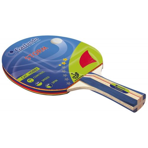 Garlando Storm ** ITTF Hobby-Pingpongschläger