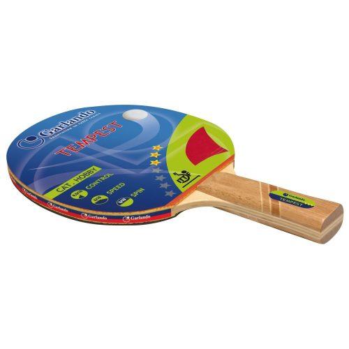 Garlando Tempest *** ITTF Tischtennisschläger für Übung