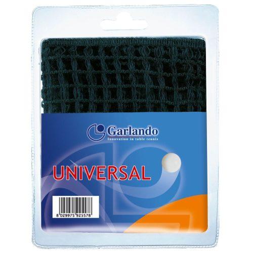 Garlando Universal Tischtennisnetz – an die Netzhalter von oben anzuziehen
