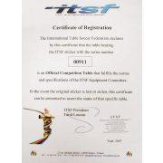 Garlando Master Champion Turnierkicker – ITSF-Standard