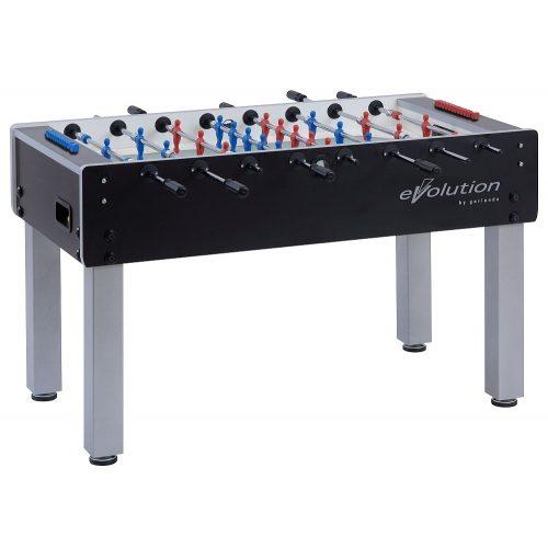 Garlando G-500 Evolution Fußballtisch mit Teleskopstangen