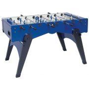 Garlando Foldy zusammenklappbarer Fußballtisch mit Teleskopstangen, mit Tragrahmen