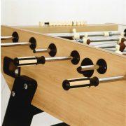 Garlando G-5000 Fußballtisch mit durchgehenden Stangen