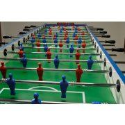 Garlando XXL Fußballtisch für 8 Personen mit durchgehenden Stangen