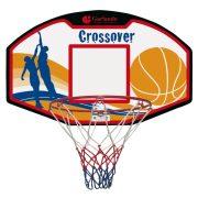 Garlando Atlanta Streetballbrett in Juniorengröße mit Ring und Netz – 71 x 45 cm