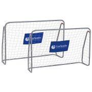 Garlando Kick & Rush Fußballtorset (2 Stck.) – 215 x 152 cm