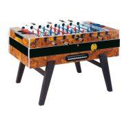 Garlando Deluxe Münzprüfer-Fußballtisch mit Teleskopstangen