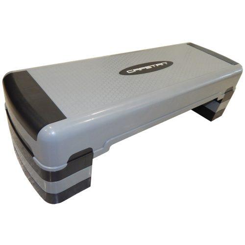 Capetan® Grand 90x32 cm Steppbrett in Erwachsenengröße, 15-25 cm hoch verstellbar