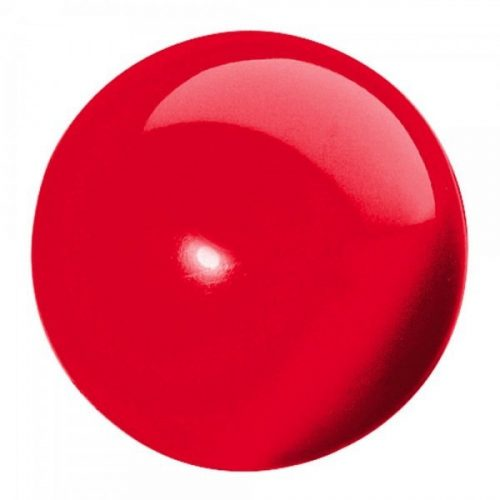 Standardmäßiger Gymnastikball – 95 cm, rot, Riesenball
