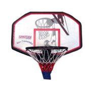 San Fransisco Basketballbrett aus Plastik mit Ring – 110 x 70 x 3 cm