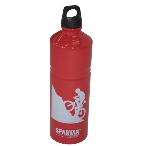 Trinkflasche aus Aluminium – 780 ml, am Gürtel anhängbar