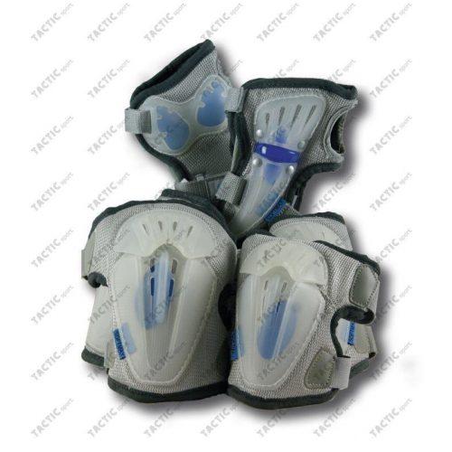 6-teiliges Set flexible Schützer – Rollschuh-/Skateboard-Schutzausrüstung