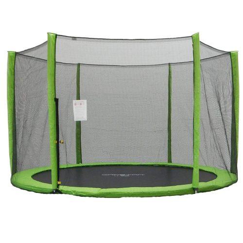 305 cm Trampolinnetz zu Capetan® Selector Lime und Omega Lime Trampolinen