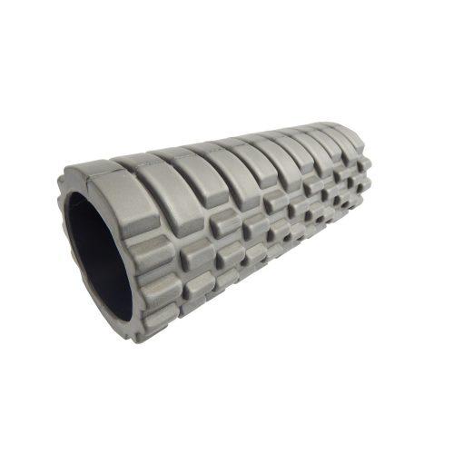 Capetan® Gilavar 10x30 cm kompakte SMR Rolle in grauer Farbe mit Sicherheitsfüllung aus ABS Kunststoff