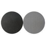 Capetan® Floor Line 100x100x2,5 cm grau-schwarze Puzzle-Tatamimatte