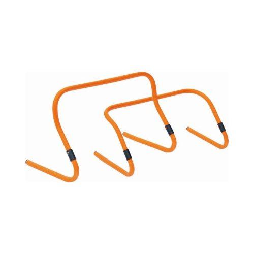 Capetan® 6-er Set Minihürden mit verstellbarer Höhe (zwischen 22-30 cm)